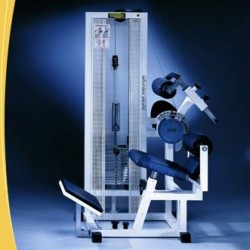 Technogym Isotonic Lower Back sprava za snagu