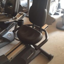 Precor C846i Recumbent Bike