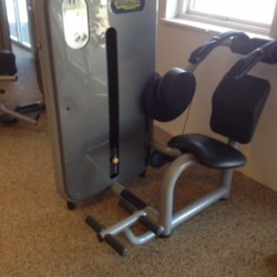 Technogym Element Abdominal Crunch sprava za snagu