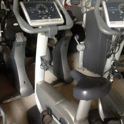 Technogym Excite UpRight Bike 500 LED
