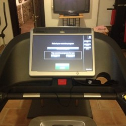 Technogym Run Now Visioweb