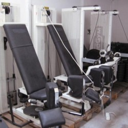 Technogym Isotonic abductor