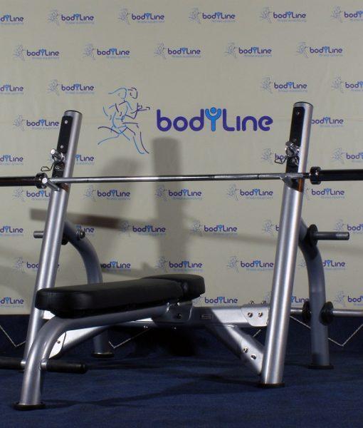 BodyLine Olimpic bar 220cm