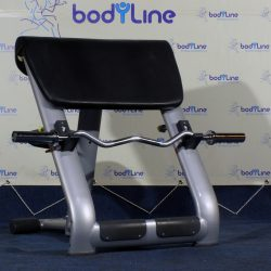 BodyLine Olimpic EZ bar