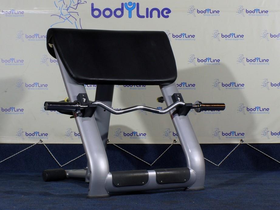 BodyLine Olimpic EZ bar
