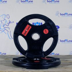 BodyLine Rubber plate weight