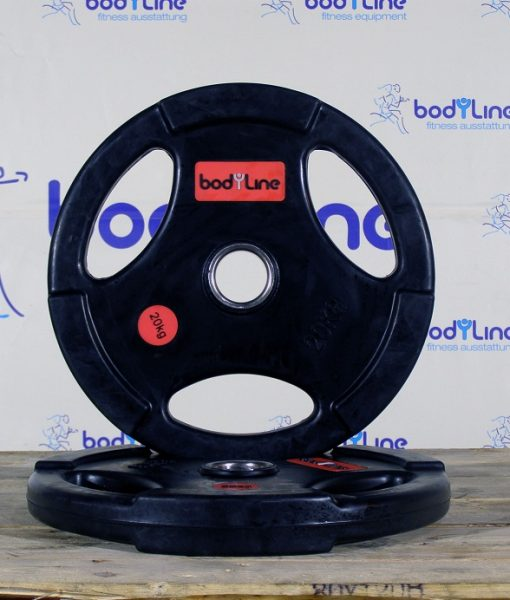 BodyLine Rubber plate weight