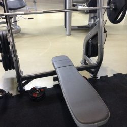 Impulse Olympic flat bench