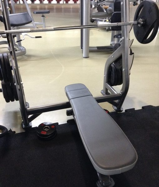 Impulse Olympic flat bench