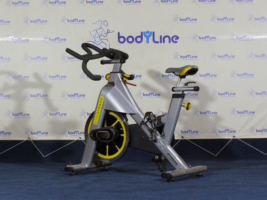 matrix livestrong spin bike