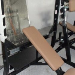 Hammer Strength Olympic Incline Bench
