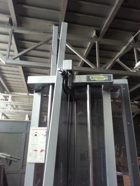 Technogym Isotonic Cable Crossover Bodyline Fitnes Sprave