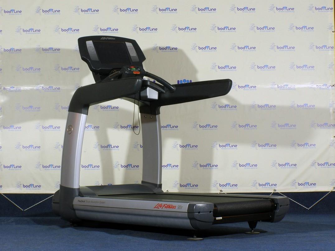 life fitness 95t engage treadmill manual